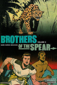 Cover Thumbnail for Brothers of the Spear Archives (Dark Horse, 2012 series) #3