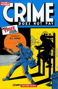 Cover Thumbnail for Crime Does Not Pay Archives (Dark Horse, 2012 series) #6