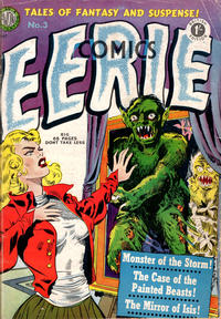 Cover Thumbnail for Eerie (Thorpe & Porter, 1952 series) #3