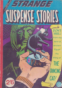 Cover Thumbnail for Strange Suspense Stories (World Distributors, 1958 ? series)