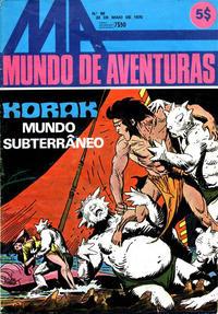 Cover Thumbnail for Mundo de Aventuras (Agência Portuguesa de Revistas, 1973 series) #86