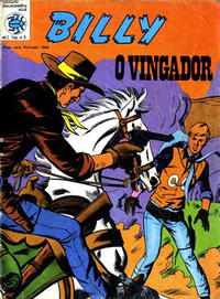 Cover Thumbnail for Escaravelho Azul (Palirex, 1969 ? series) #v2#6