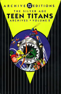 Cover Thumbnail for The Silver Age Teen Titans Archives (DC, 2003 series) #2