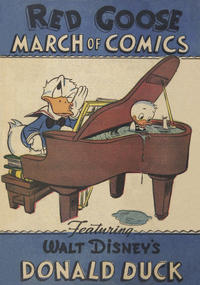 Cover for Boys' and Girls' March of Comics (Western, 1946 series) #41 [Weather-Bird Variant]