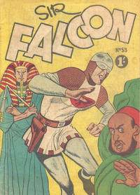 Cover Thumbnail for Sir Falcon (Frew Publications, 1954 series) #53