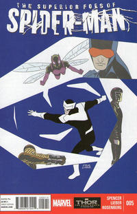 Cover Thumbnail for The Superior Foes of Spider-Man (Marvel, 2013 series) #5
