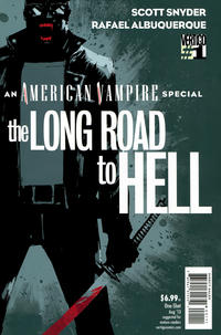 Cover Thumbnail for American Vampire: The Long Road to Hell (DC, 2013 series) #1