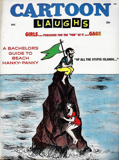 Cover for Cartoon Laughs (Marvel, 1962 series) #2