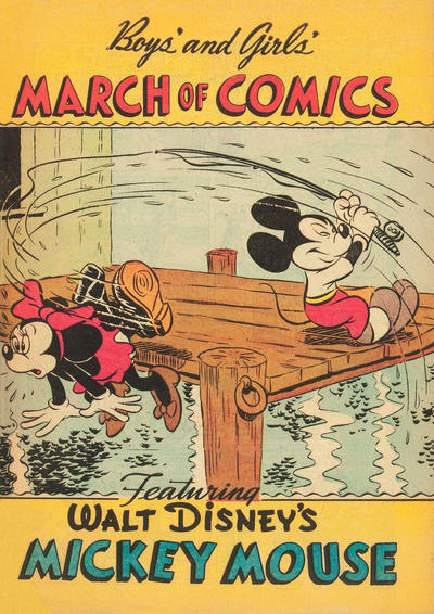 Cover for March of Comics (Western, 1946 series) #60