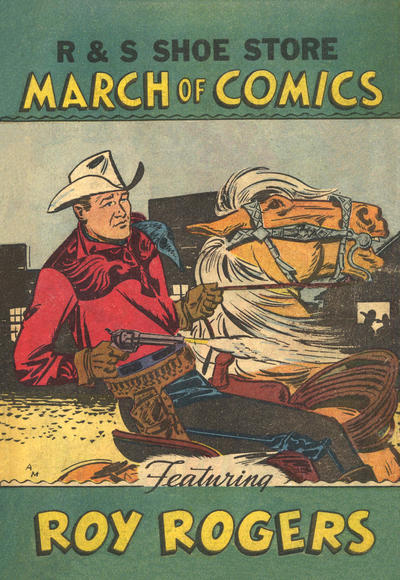 Cover for Boys' and Girls' March of Comics (Western, 1946 series) #68