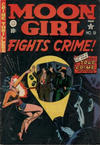 Cover for Moon Girl Fights Crime (Superior Publishers Limited, 1949 series) #8