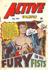 Cover for Active Comics (Bell Features, 1942 series) #102