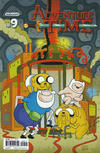 Cover for Adventure Time (Boom! Studios, 2012 series) #9