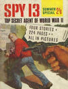 Cover for Spy 13 Summer Special (Fleetway Publications, 1966 series) #1