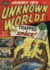 Cover for Journey into Unknown Worlds (Bell Features, 1950 series) #40