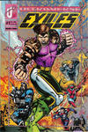 Cover Thumbnail for Exiles (1993 series) #1 [Silver Foil Edition]