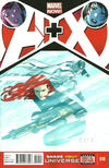 Cover for A+X (Marvel, 2012 series) #10