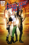 Cover for Danger Girl: The Chase (IDW, 2013 series) #4 [Subscription Cover - Photo]