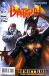 Cover for Batgirl (DC, 2011 series) #26