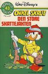 Cover for Donald Pocket (Hjemmet / Egmont, 1968 series) #43 - Onkel Skrue Den store skattejakten