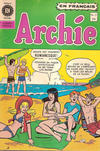 Cover for Archie (Editions Héritage, 1971 series) #17