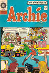 Cover for Archie (Editions Héritage, 1971 series) #30