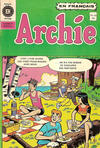 Cover for Archie (Editions Héritage, 1971 series) #32
