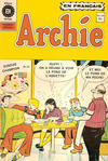 Cover for Archie (Editions Héritage, 1971 series) #34