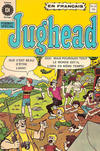 Cover for Jughead (Editions Héritage, 1972 series) #21