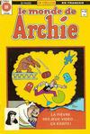 Cover for Le Monde de Archie (Editions Héritage, 1979 series) #31