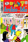 Cover for Archie and Me (Archie, 1964 series) #45