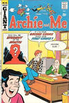 Cover for Archie and Me (Archie, 1964 series) #46