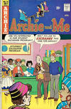Cover for Archie and Me (Archie, 1964 series) #75
