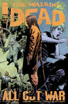 Cover for The Walking Dead (Image, 2003 series) #117 [Second Printing]
