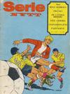Cover for Serie-nytt (Serieforlaget / Se-Bladene / Stabenfeldt, 1978 series) #1/1978