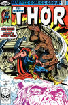 Cover Thumbnail for Thor (1966 series) #293 [Direct]
