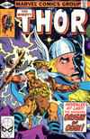 Cover Thumbnail for Thor (1966 series) #294 [Direct Edition]