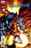 Cover Thumbnail for Hawkeye (2012 series) #14 [Variant Edition - Thor Battle Variant - Walter Simonson Cover]