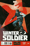 Cover for Winter Soldier (Marvel, 2012 series) #17