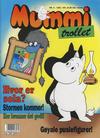 Cover for Mummitrollet (Semic, 1993 series) #4/1993