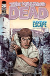 "Cover for The Walking Dead (Image, 2003 series) #100 [Petco Park ""Escape - Live the Apocolypse"" Variant Cover by Matthew Roberts]"