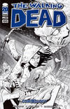 Cover for The Walking Dead (Image, 2003 series) #100 [Comixology Black and White Ryan Ottley Cover]