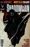 Cover for Shadowman (Valiant Entertainment, 2012 series) #13 [Cover A - Roberto de la Torre]