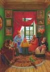 Cover for The Complete Far Side (Andrews McMeel, 2003 series) #1 - 1980 - 1986