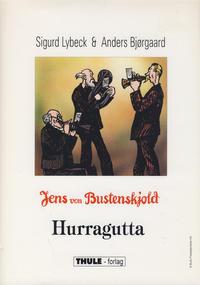 Cover Thumbnail for Jens von Bustenskjold (Thule Forlag, 1995 series) #7