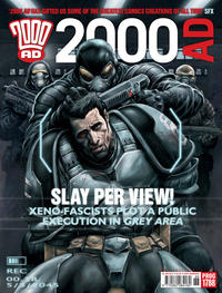 Cover Thumbnail for 2000 AD (Rebellion, 2001 series) #1788
