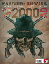 Cover Thumbnail for 2000 AD (Rebellion, 2001 series) #1789