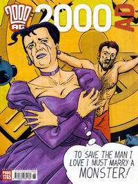 Cover Thumbnail for 2000 AD (Rebellion, 2001 series) #1765