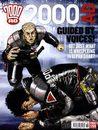 Cover Thumbnail for 2000 AD (Rebellion, 2001 series) #1769