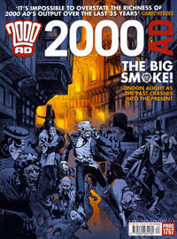 Cover Thumbnail for 2000 AD (Rebellion, 2001 series) #1767